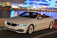 「BMW 4シリーズカブリオレ」