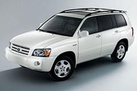 北米で販売好調の「トヨタ・ハイランダー」(写真は現行モデル)。