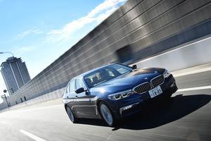 BMW 523dラグジュアリー(FR/8AT)【試乗記】