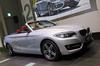 BMWが2シリーズ カブリオレを発表