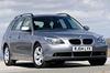 BMWの新型「5シリーズワゴン」発売