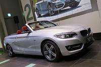 「BMW 220iカブリオレ スポーツ」