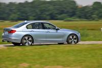 BMWアクティブハイブリッド3(FR/8AT)【海外試乗記】の画像