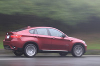 BMW X6 xDrive35i(4WD/6AT)【試乗速報】