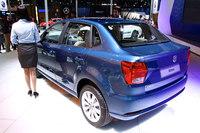 「アメオ」はフォルクスワーゲンにとって初のインド専用モデルとなる。