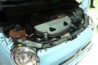 フィアットの新エンジン、「ツインエア」。
