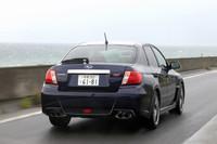 スバル・インプレッサWRX STI 4ドア/WRX STI A-Line 4ドア【試乗記】の画像