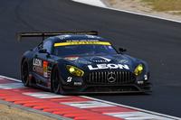 GT300クラスの予選トップはNo.65 LEON CVTOS AMG(黒沢治樹/蒲生尚弥)。決勝レースは2位で終えた。