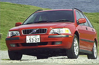 【Movie】ボルボ「S40」「V40」2003年モデル試乗会報告(その3)