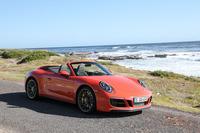 「911 GTS」には、「クーペ」や「タルガ」のほか、「カブリオレ」(写真)もラインナップされる。
