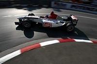 F1モナコGP、モントーヤが制す