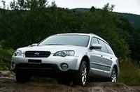 スバル「レガシィ」のSUVモデル「アウトバック」発売の画像