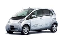 「三菱i-MiEV」