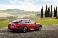 「ポルシェ・パナメーラ」、V6モデルとMTモデルを追加の画像