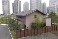 「スマート・ネットワークプロジェクト」の一環として作られた実証実験住宅「観環居(かんかんきょ)」。