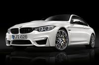 「コンペティション・パッケージ」が採用された「BMW M4クーペ」。