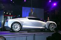 オトノミーにクーペボディをのせたコンセプトカー。