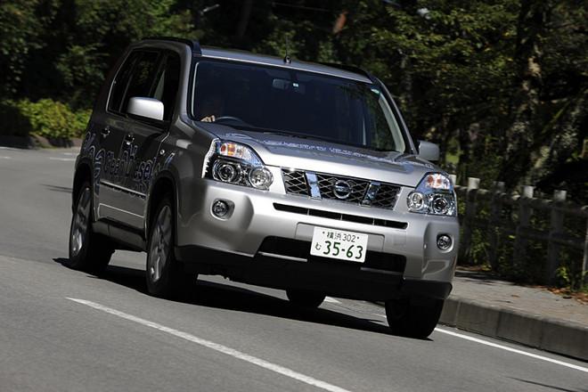 日産エクストレイル20GT(4WD/6MT)【試乗記】