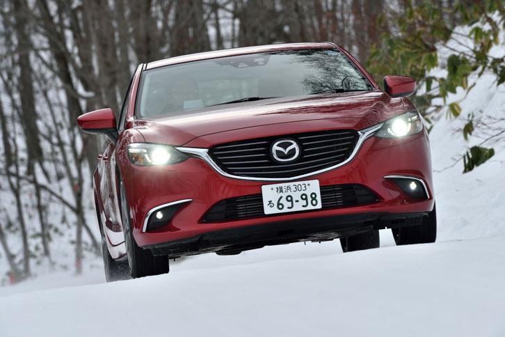 マツダi-ACTIV AWD雪上試乗会【試乗記】