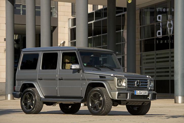 メルセデス・ベンツG500(4WD/7AT)/メルセデスAMG G63(4WD/7AT)【海外試乗記】