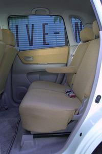 スズキMRワゴン ターボT(4AT)【ブリーフテスト】の画像