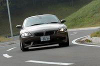 BMW Z4 Mクーペ(FR/6MT)【ブリーフテスト】の画像