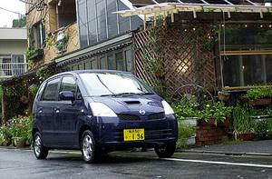 日産モコT(4AT)【試乗記】