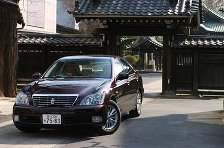 トヨタ・クラウン3.0ロイヤルサルーンi-Four Uパッケージ(4WD)【ブリーフテスト】