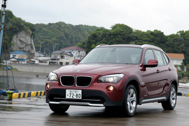 BMW X1 sDrive18i(FR/6AT)【試乗速報】