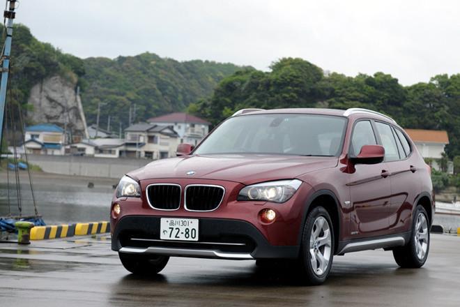 BMW X1 sDrive18i(FR/6AT)【試乗速報】