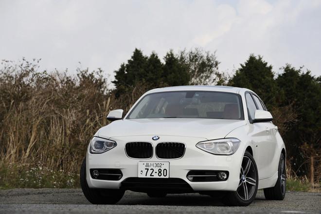 BMW 120iスポーツ(FR/8AT)【試乗記】