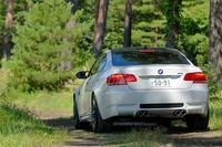 BMW M3クーペ(FR/6MT)【試乗記】の画像