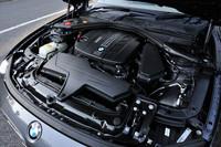 2リッター直4DOHC16バルブ ディーゼルターボエンジンを搭載。184psと38.7kgmを発生する。