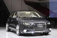Audi A1が見えてきた!【パリサロン08】