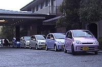 【Movie】ダイハツの新型「ミラ」「ミラアヴィ 」試乗会(その1)
