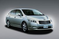 「トヨタ・マークXジオ」に専用内装の特別仕様車