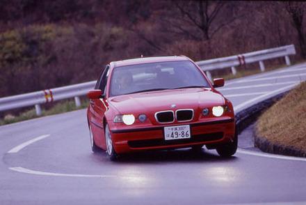 BMW316ti (5AT)【試乗記】
