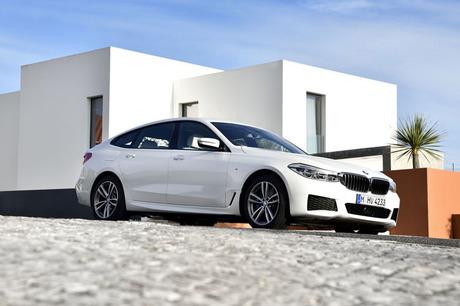「BMW 6シリーズ」のラインナップに加わった、5ドアハッチバック「6シリーズ グランツーリスモ」に試乗。高...