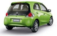 ホンダ、アジア向け小型車「ブリオ」を発表の画像