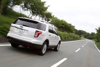 フォード・エクスプローラー リミテッド(4WD/6AT)【試乗記】の画像