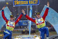 第2戦、新星ラトバラが初優勝! フォードが表彰台独占【WRC 08】