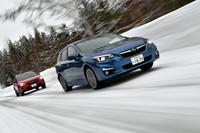 """第479回:雪道でも""""安心と愉しさ""""を!「インプレッサ」&「XV」でONE DAY雪上ドライブの画像"""