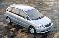 トヨタ「ナディア」を一部改良の画像