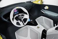 トヨタ、ハイブリッドコンパクト「FT-CH」を出展【デトロイトショー2010】の画像
