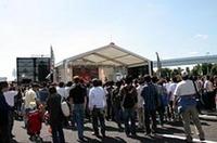 F1、GT、ルマンカーが共演、「モータースポーツ・ジャパン2006」に11万人集まるの画像