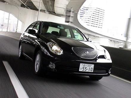 トヨタ・ヴェロッサ20(4AT)【ブリーフテスト】