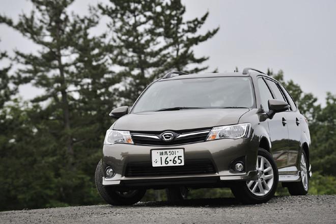 """トヨタ・カローラ フィールダー1.5G """"AEROTOURER""""(FF/CVT)【試乗記】"""