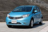 2代目「日産ノート」は、2012年9月3日に発売。以来、3カ月連続で新車販売台数ランキング(日本自動車販売協会連合会)の3位となっている。