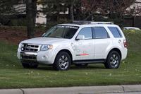【Movie】米フォード、プラグイン・ハイブリッド車の実用化に向け前進の画像