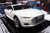 「プロローグ オールロード」。2015年4月の上海モーターショーで世界初公開された、コンセプトモデルだ。